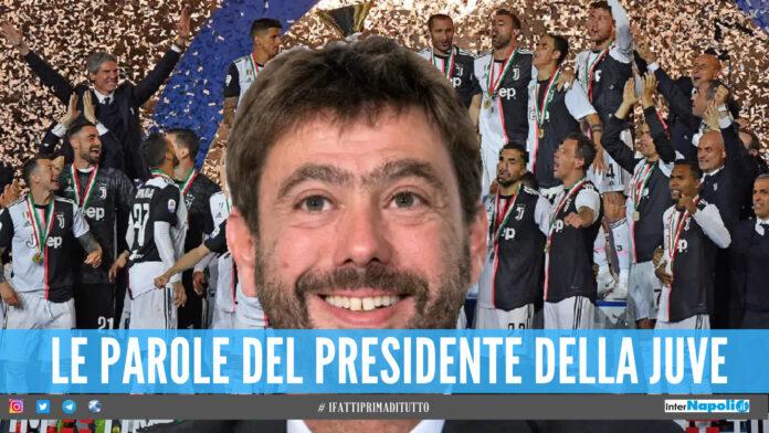Agnelli Superlega