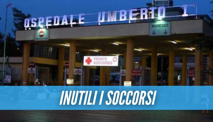 Tragedia all'ospedale a Salerno, donna cade dal quinto piano e muore