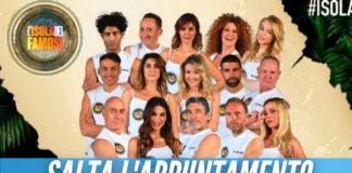 Stasera niente Isola dei Famosi, il programma non andrà in onda: Ilary Blasi spiega i motivi