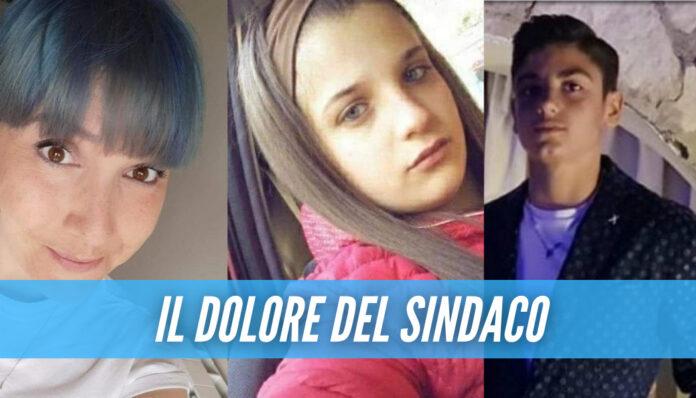 Tre giovani morti in 2 giorni, il sindaco di Qualiano piange le vittime:
