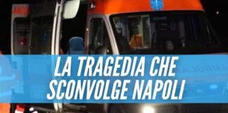 Napoli distrutta dal dolore, Dennis si uccide davanti casa a 20 anni