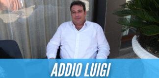 L'Agro Aversano piange Luigi, ucciso da un malore a 40 anni: «La tua morte non ci farà dormire»