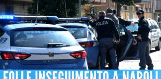 Giovane di Casoria in manette dopo un inseguimento a Napoli