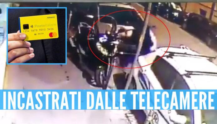 Ladri con il reddito di cittadinanza: due in manette a Napoli