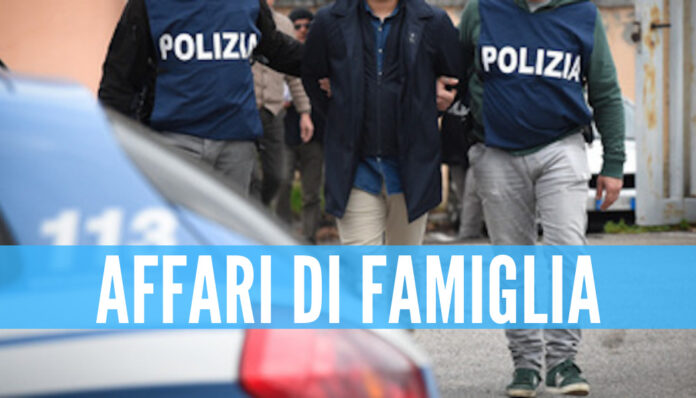Padre e figlia in manette ad Arzano: in giro con 4 chili di droga