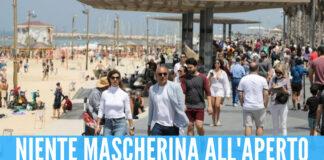 mascherina Israele