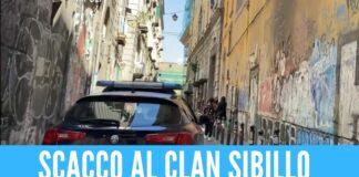 Clan Sibillo, 21 arresti all'alba