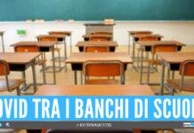 Napoli Covid a Scuola