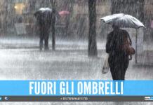 previsioni meteo in Campania napoli
