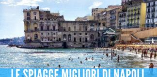 Spiagge balneabili a Napoli