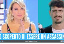 Renato Biancardi Barbara D'Urso Pomeriggio Cinque Canale Cinque