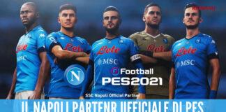 Il Napoli partner ufficiale di Pes, da luglio il centro sportivo si chiamerà 'Konami Training Center'