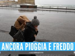 Altro che primavera, da domani tornano le piogge in Campania: le previsioni meteo