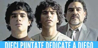 'Maradona - Sogno Benedetto', nasce la nuova serie sul Pibe de Oro: il trailer