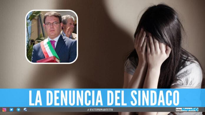 Il sindaco di Cesa Enzo Guida