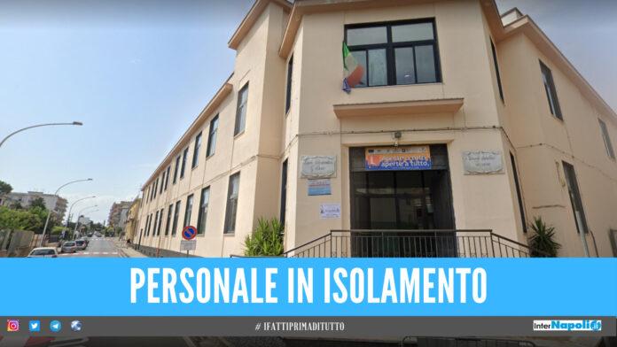 Quattro bimbi positivi al Covid, chiusa scuola in provincia di Napoli