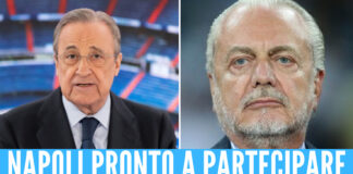 Superlega Napoli De Laurentiis