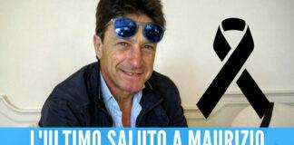 Funerali Maurizio Cerrato