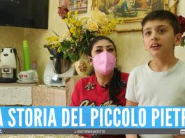 Calvizzano, il viaggio della speranza del piccolo Pietro: «In Georgia per rinascere»