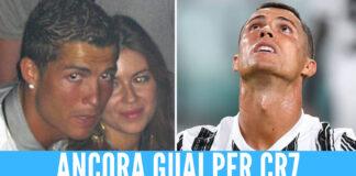 Cristiano Ronaldo e Kathryn Mayorga