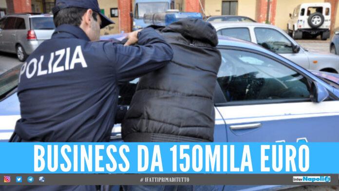 Gli agenti della Polizia Stradale di Nola, dipendente dalla Sezione Polizia Stradale di Napoli, hanno denunciato 10 persone responsabili, in concorso tra loro, di intestazione fittizia di veicoli di provenienza illecita, collegati al riciclaggio internazionale di autovetture.