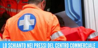 Incidente ad Afragola, auto pirata si schianta contro uno scooter e scappa