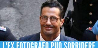 Fabrizio Corona lascia carcere