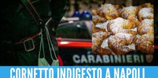 Cornetto 'amaro' a Napoli: noto locale sanzionato