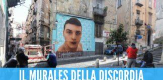 Murales di Ugo Russo: il tar valida l'ordinanza di rimozione del Comune di Napoli