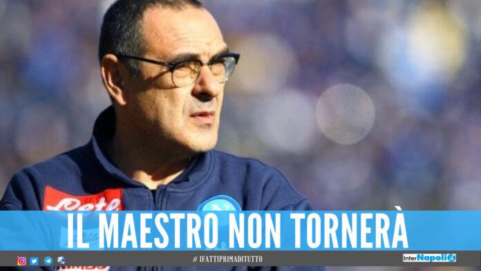 Maurizio Sarri Roma