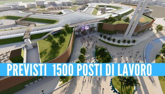 Maximall Pompeii posti di lavoro