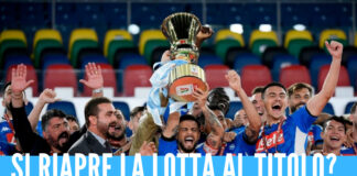 Napoli scudetto superlega
