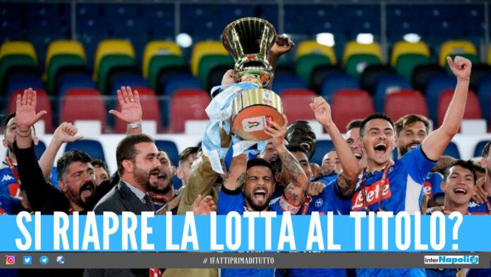 Napoli scudetto superlega
