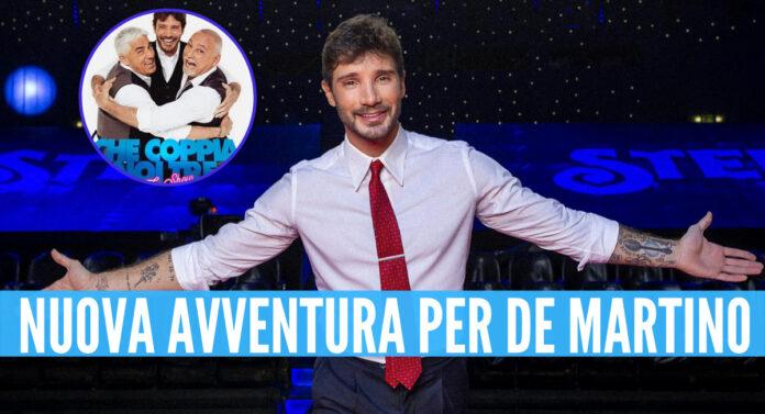 STEFANO DE MARTINO biagio izzo