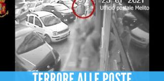 Assalto alle poste di Melito: banda in manette