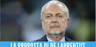 Altro che Superlega, De Laurentiis voleva organizzare una nuova Serie A: il retroscena