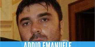 Lacrime e dolore nell'Agro Aversano, Emanuele morto a 44 anni