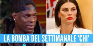 Mario Balotelli e Dayane Mello