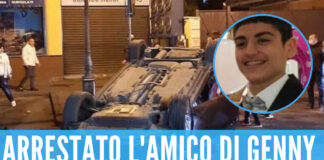 Incidente mortale a Qualiano, arrestato l'amico di Gennaro Nappa