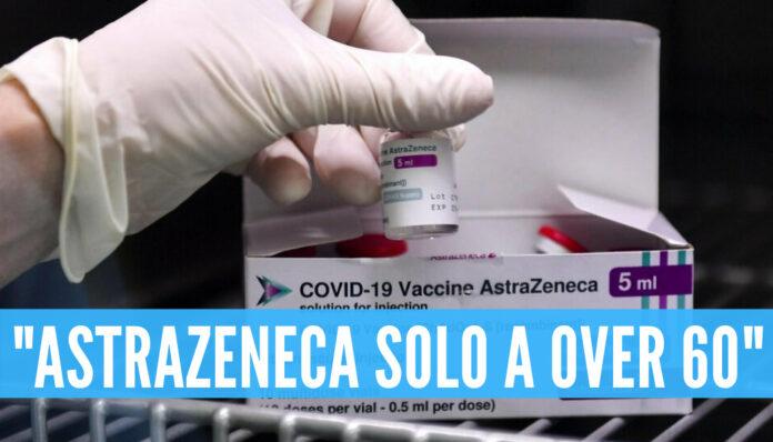 AstraZeneca solo a over60