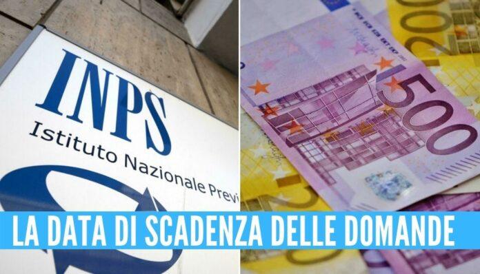 bonus 2400 euro inps pagamenti requisiti scadenza