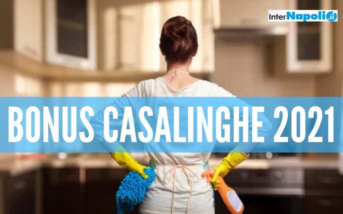 bonus casalinghe