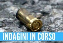 agguato colpi di pistola colpo bossoli spari napoli sanità