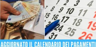 calendario pensioni giugno maggio