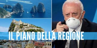 capri ischia procida campania estate