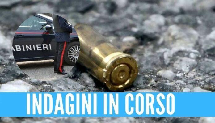 minorenni carabinieri bossoli indagine clan contini