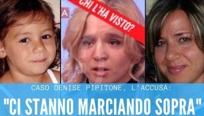 Denise Pipitone, l'accusa della famiglia: Ci stanno marciando sopra