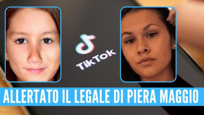 denise Pipitone video TiKToK Piera Maggio