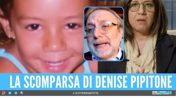Frazzita pitone scomparsa avvocato giacomo frattizza