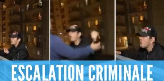 Escalation criminale nel Napoletano